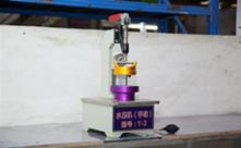 睿牛制衣厂设备展示-水压机