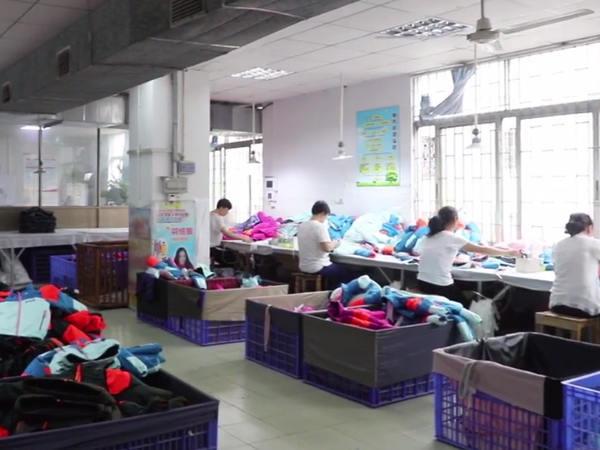 珠三角哪里有多功能冲锋衣加工厂家?