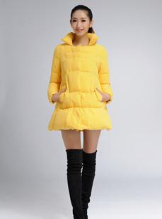 女装时尚羽绒服(时尚羽绒服8409)