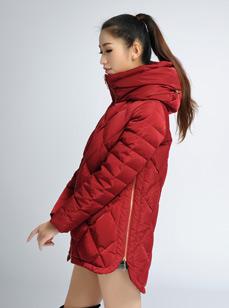 女装时尚羽绒服(欧洲羽绒服)