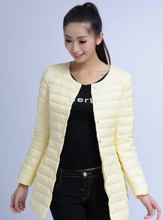 女装时尚羽绒服(轻薄款8415)