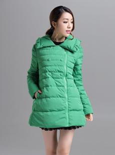 2015新款女装时尚羽绒服 R1536#