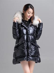 2015新款韩版女装羽绒服 R1516#