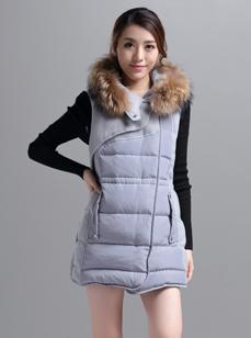 2015新款韩版羽绒服 R1509#