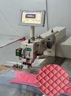 多功能数控缝纫机