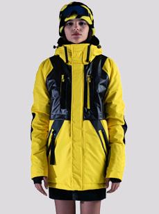 印花反光碳纤维滑雪服发热服定制
