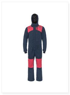 滑雪裤定做 连体滑雪服加工定制