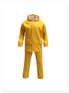反光雨衣厂家定做代工防水分体雨衣时尚雨衣