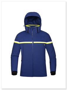 户外防风防水保暖滑雪服定制