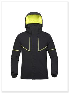 专注制做户外防风防水保暖滑雪服