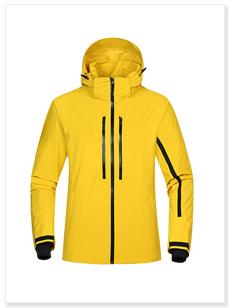时尚潮牌冲锋衣生产厂家定制品牌户外冲锋衣