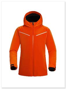 团队工作服定制生产冲锋衣生产商