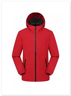 登山运动生产厂家定制品牌冲锋衣