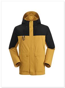 团队集体定制生产防水防风冲锋衣