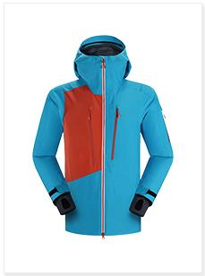 高端品牌冲锋衣生产厂家专业定制冲锋衣
