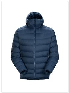 中高端羽绒服定制加工男款加厚外套